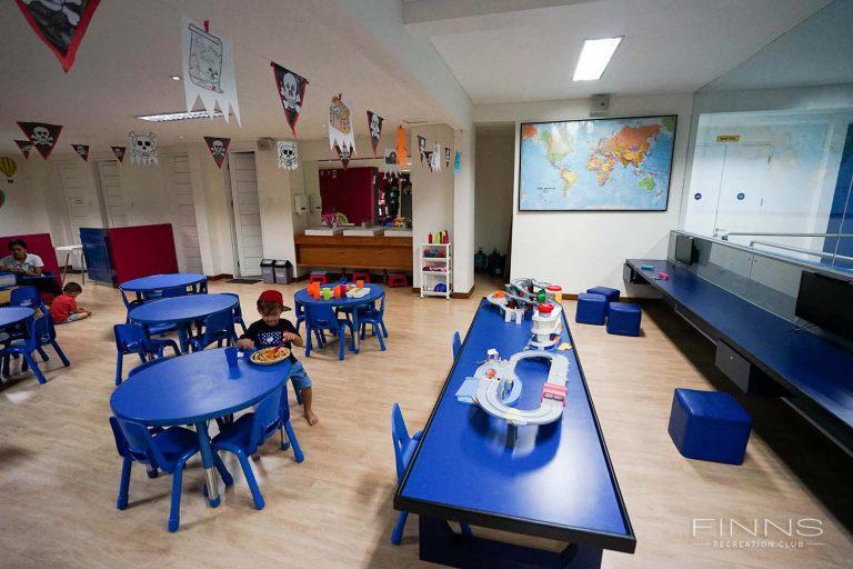 Venue Cubby House Kids Club