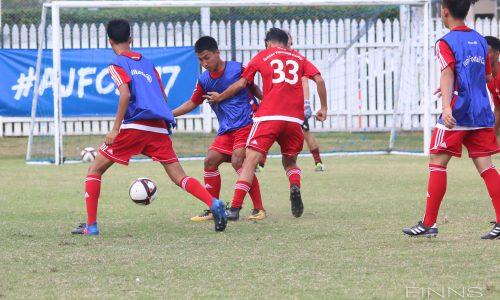 ALLIANZ Junior Football Camp 2017