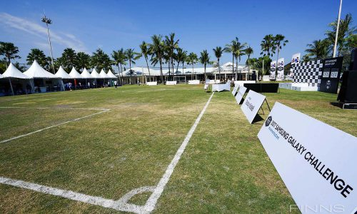 Samsung Soccer Event
