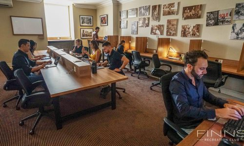 Coworking Hub