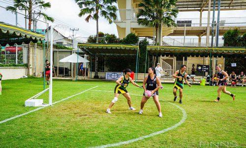 2017 QBali Flames Invitational Netball Tournament