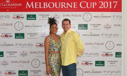 Melbourne Cup Red Carpet