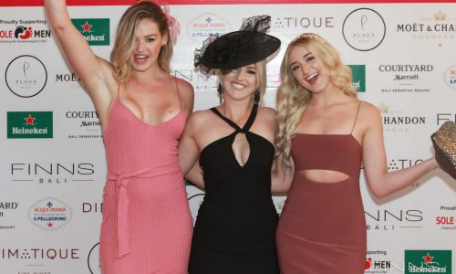 Melbourne Cup Red Carpet