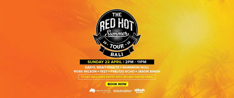 Red Hot Summer Tour Slide