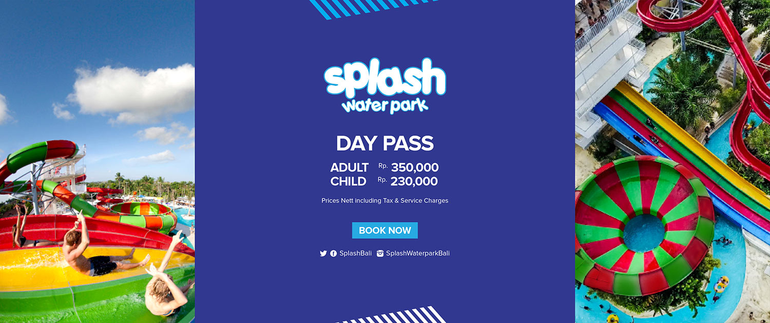 Splash DayPass