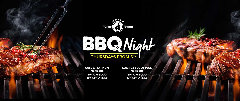 BBQ Night Slide