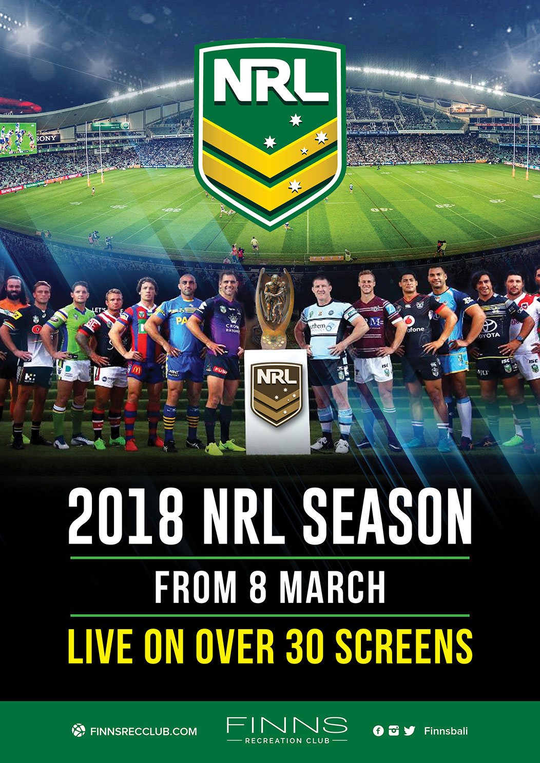 NRL WHATS ON