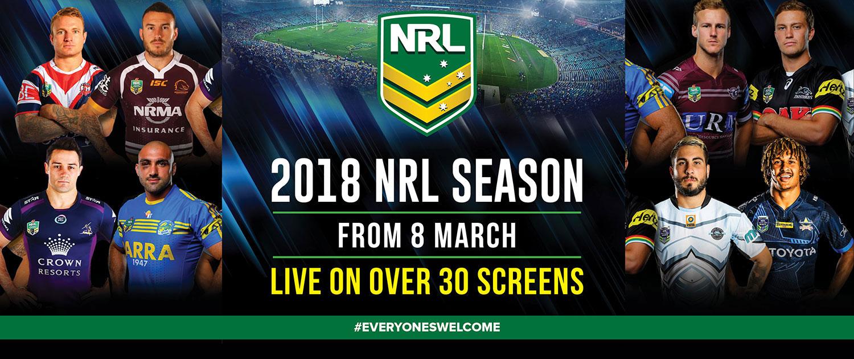 NRL web banner