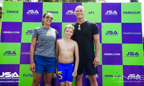 Olympic Swim Camp 2 June 2018