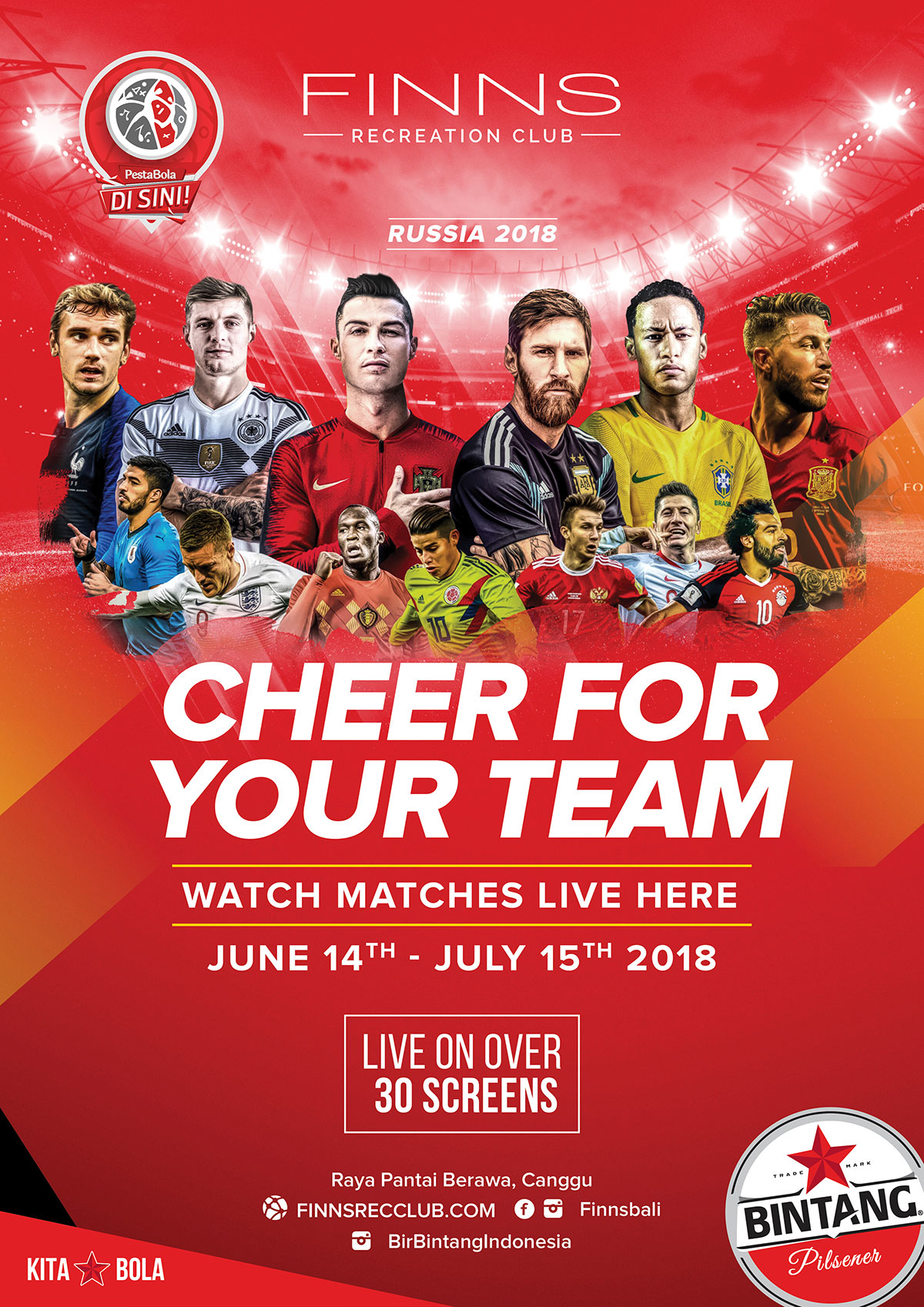 World Cup Russia 2018 Live Matches