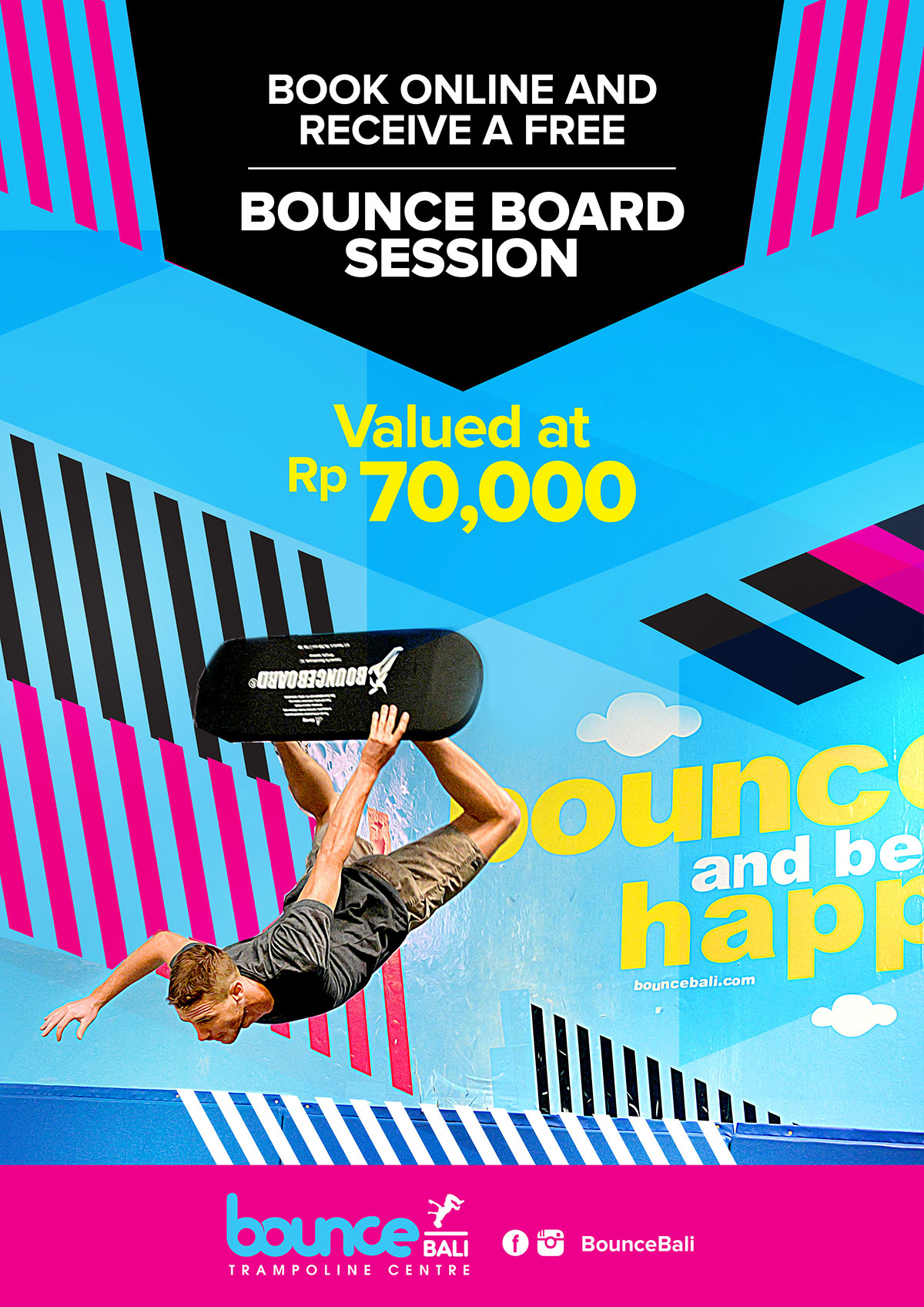 Bounce Board Session