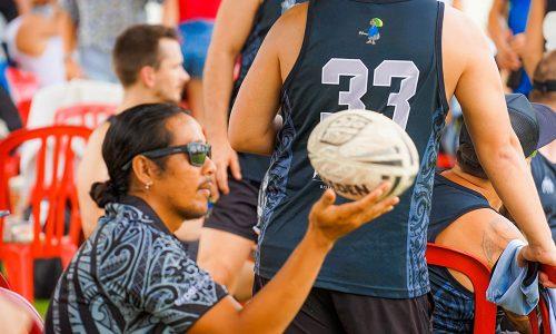 Bali International Touch Knockout 2018