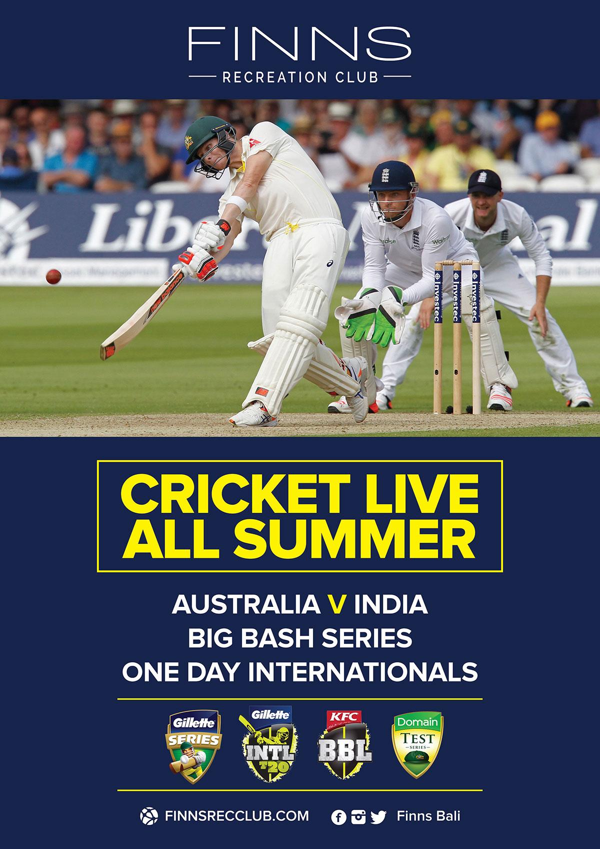 Cricket Live All Summer