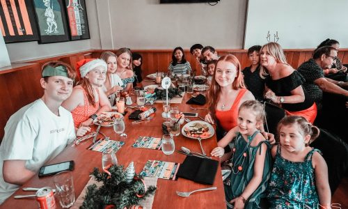 Christmas Day Lunch 2018
