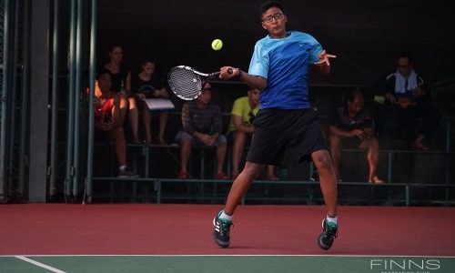Bali Open Tennis Tournament
