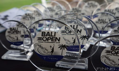 Bali Open Tennis Award Ceremony & Closing Party