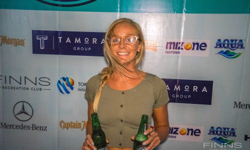 Bali Open Tennis Tournament Opening Party