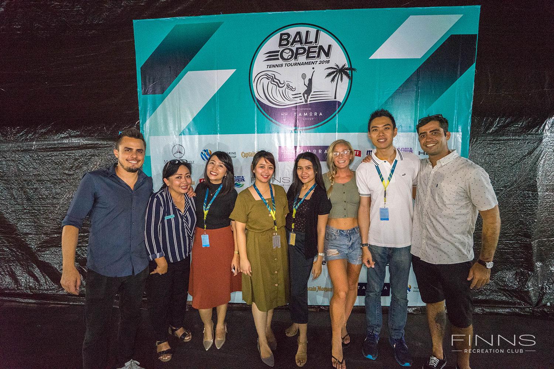 Bali Open Tennis Tournament 2018