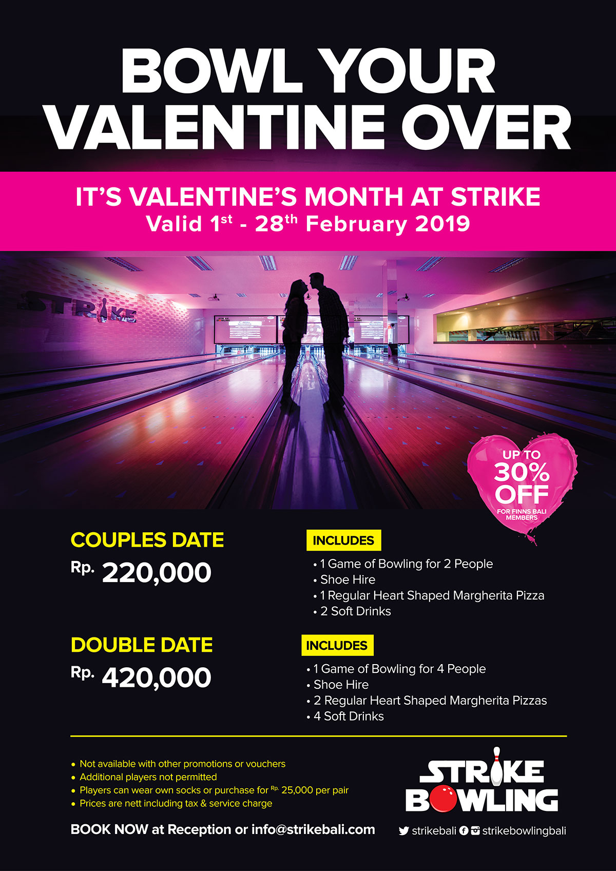 Bowl Your Valentine Over