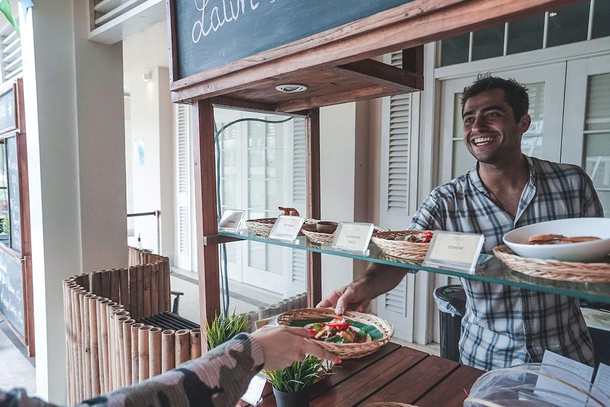 Travel through your taste buds at Finns