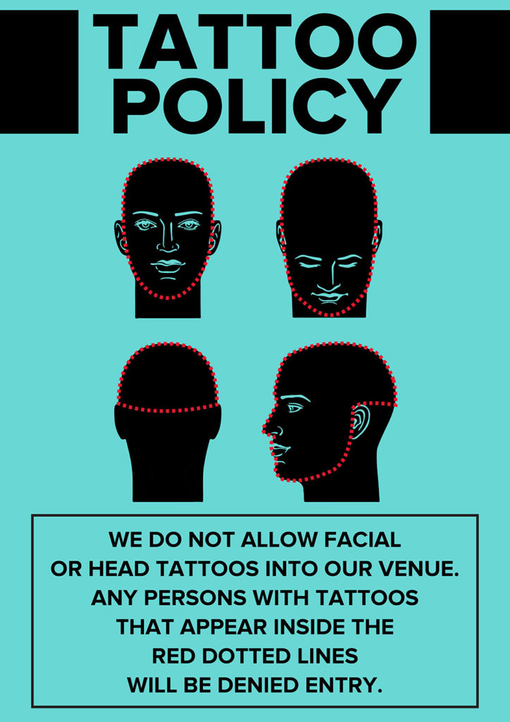 Tattoo Policy