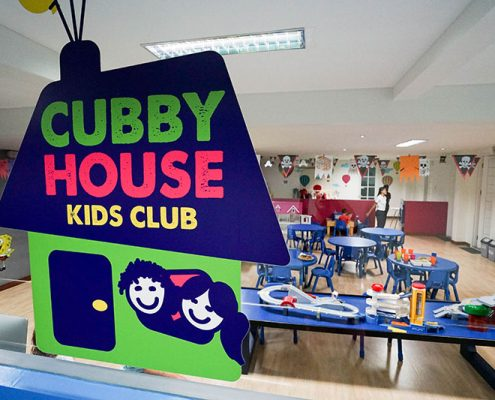 Cubby House Kids Club Holiday Program