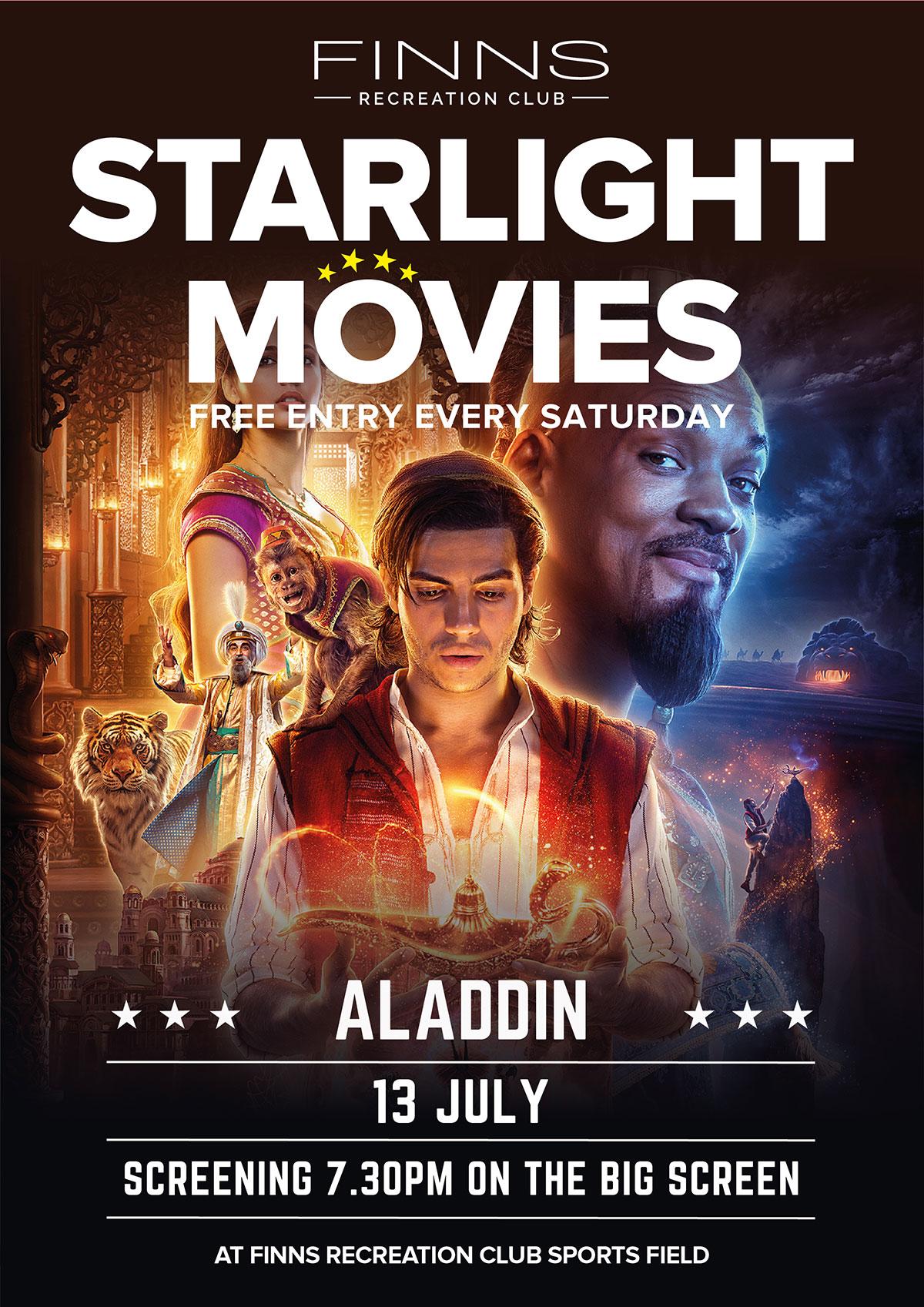 Startlight Movie – Aladin