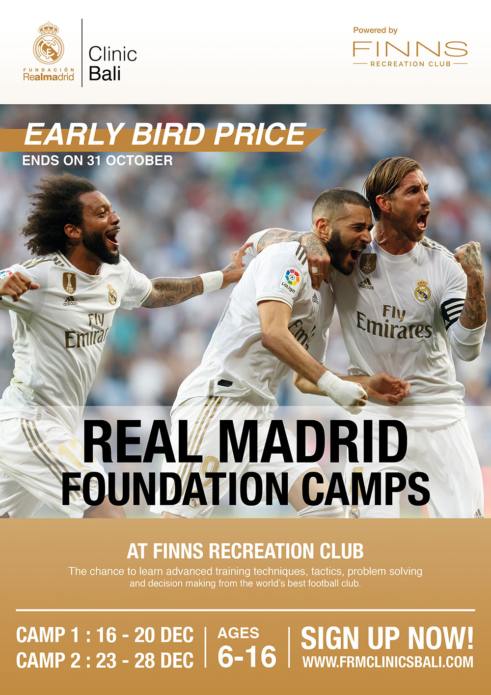 Real Madrid Foundation Camps