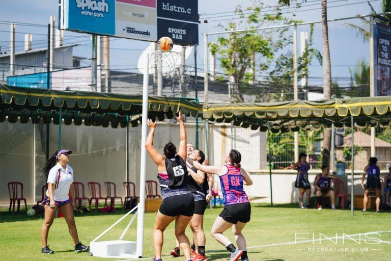 Bali Flames Netball Tournament 2019