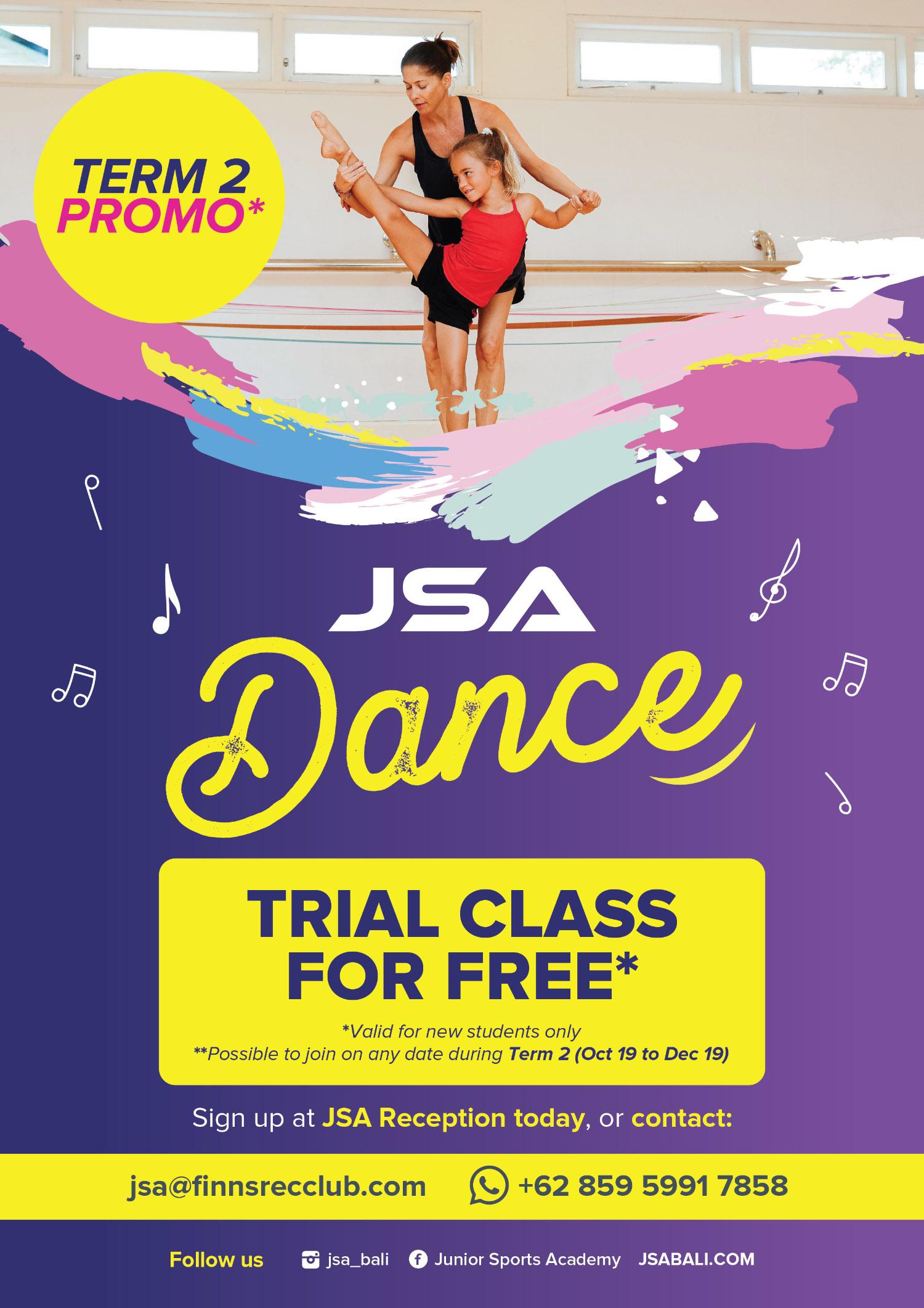 JSA Dance