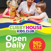 Cubbyhouse Kids Club Reopened