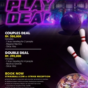 Eat & Play Deal