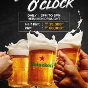 Draught O'Clock
